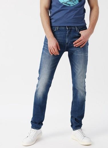 Lee&Wrangler Lee Denim Pantolon Mavi